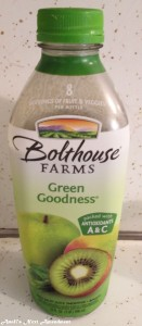 Bolthouse Farms Green Goodness bottle