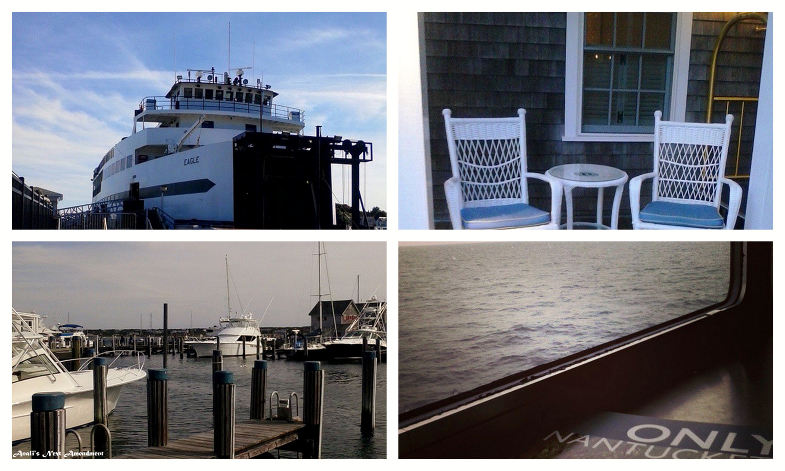 Scenes from Nantucket