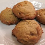 Recipe: Single Serving Toffee Bits Cookies