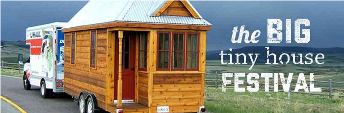 the BIG tiny house Festival