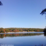 A Feeling of Fall at Houghton's Pond