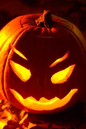 Jack O Lantern for Halloween