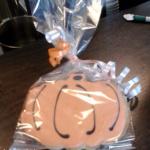 Snacking On: A Pumpkin Cookie + Oprah Chai Tea Latte