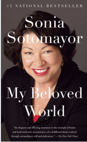 book cover for Sonia Sotomayor