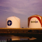 Corita Kent: Throwback Thursday: Boston Gas Tanks