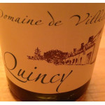My Future Wine Appreciation Tour: Quincy, France