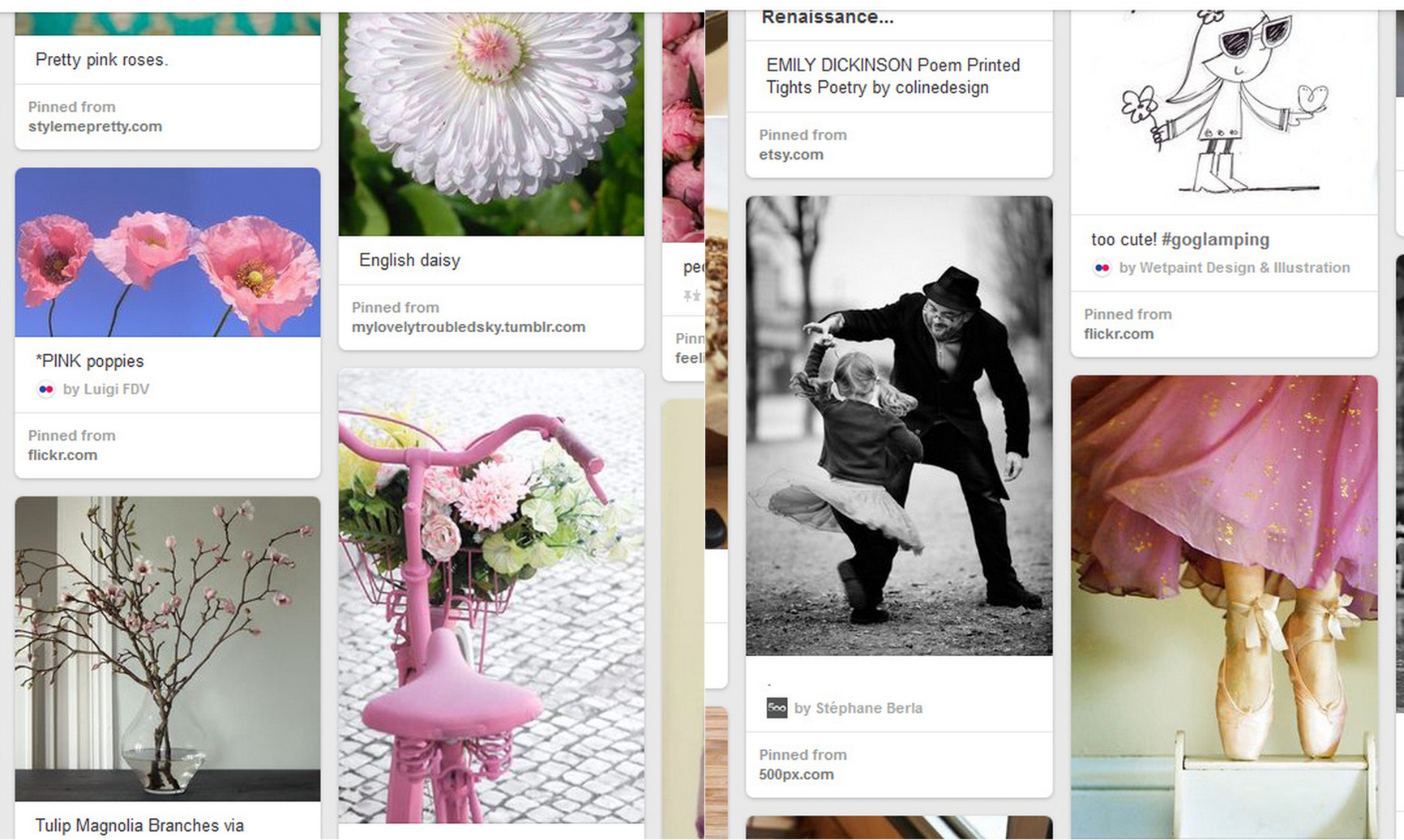 life as pinterest board