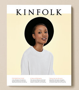 Kinfolk cover