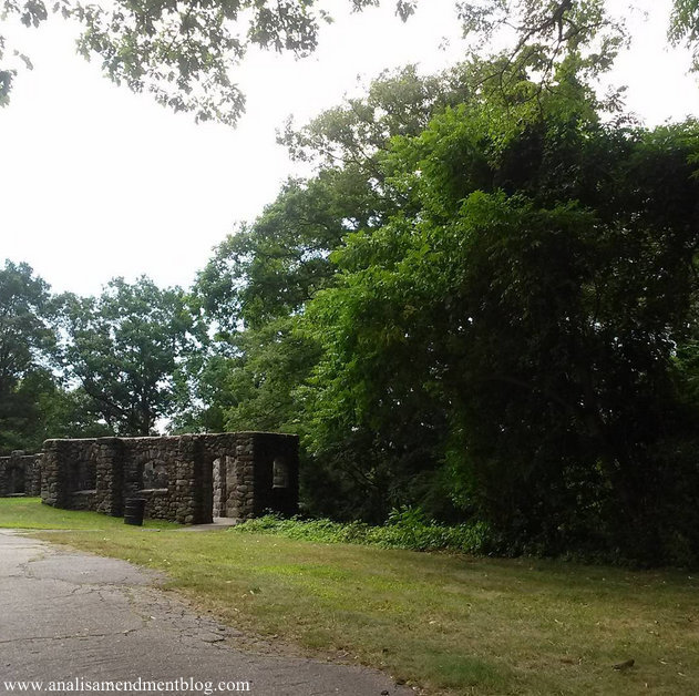 Stone Walls Schoolmaster Hill