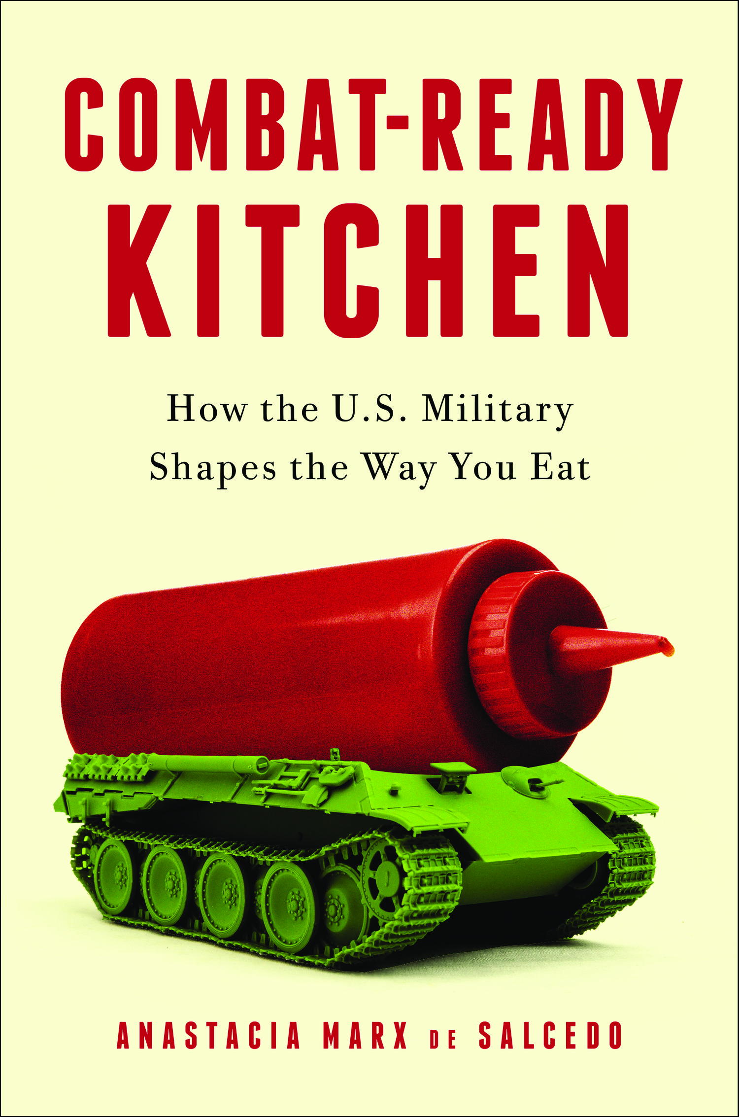 Combat-Ready Kitchen - cover