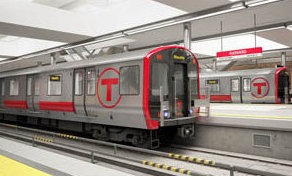 Vote on MBTA train design