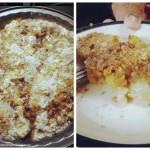 Pear Crisp: Breakfast For Grown-ups