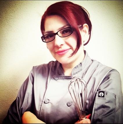 Pastry Chef Naisbel Azarak