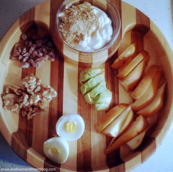 Breakfast Board as self-care