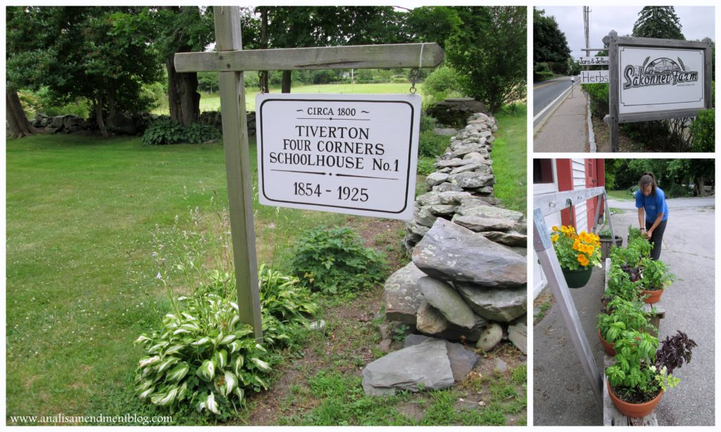 Sakonnett Farm in Rhode Island