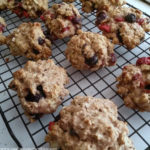 Recipe: Double Berry Almond Breakfast Cookies