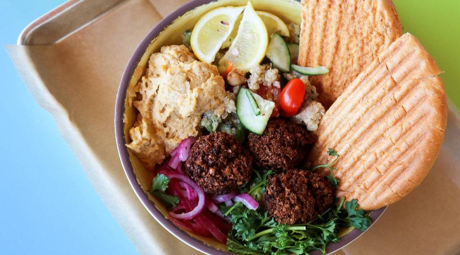 Mediterranean Food Austin Street