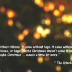 Quote of the Week: The Grinch