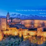 Quote of the Week: Memories of the Alhambra