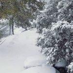 Snow Season Begins