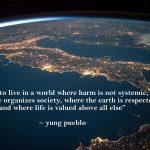 Quote of the Week: Yung Pueblo