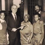Boston History: Mayor Kevin White & My Father