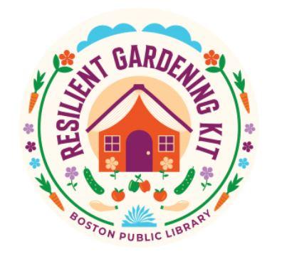 Boston Public Library Gardening Kit